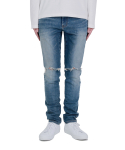 AYC Medium Wash Destroyed Jeans 001 / 아영상사 중청 무파진 001
