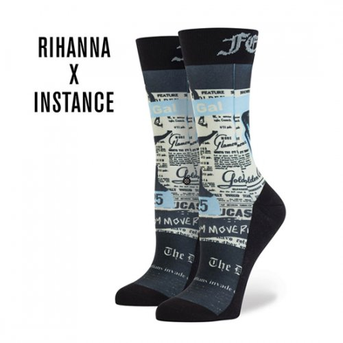 인스탠스(INSTANCE) RIHANNA X INSTANCE Most Wanted - Blue
