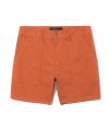 18ss 5inch cotton short pants orange