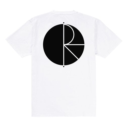 폴라(POLAR) Fill Logo Tee - White