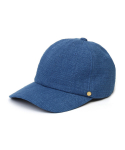 언더컨트롤 스튜디오() 6PANNEL BALL CAP / JERSEY INDIGO / L DENIM