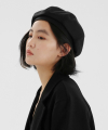 [16차 재입고] BREAD BERET / BIO / BLACK