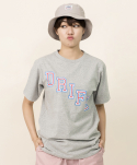 드라이프(DRIFE) DIAGONAL TEE - GREY