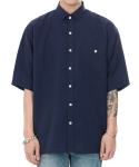 쟈니웨스트(JHONNY WEST) CXL Summer Shirt (Navy Edition)
