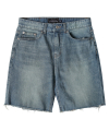 M#1320 1/2 square conemills washed shorts
