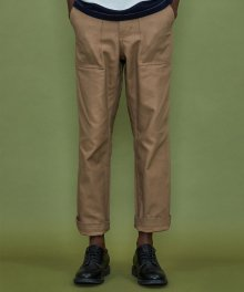 [XTONZ] XP13 Fatigue Pants - Beige
