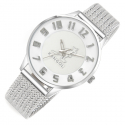 캉골시계(KANGOL WATCH) KG11059 SOLIDM-WHITE 매쉬 밴드