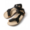 [Triop] Terra Army Sandal - Black