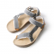 [Triop] Terra Army Sandal - Grey