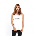 원알엠(ONERM) SLEEVELESS LAUREL - WHITE WMS