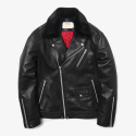 마하그리드() HEAVY W RIDERS JACKET(LAMBSKIN) (MG1HWML281A)