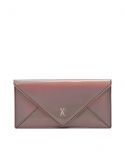 조셉앤스테이시(JOSEPH&STACEY) Easypass Amante Flat Wallet Long Mirror Brown