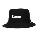 슈퍼비젼() FACT BUCKET HAT BLACK - [MU]