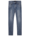 M#1403 even core washed jeans