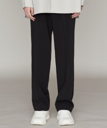 SUPER WIDE SLACKS_F BLACK