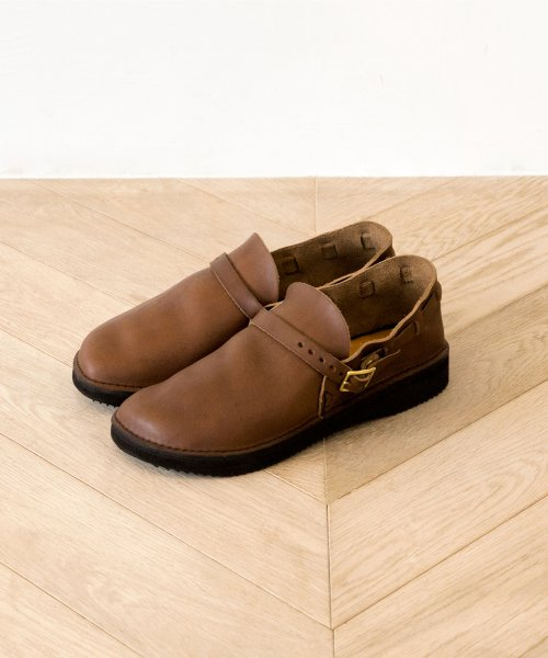 오로라슈즈(AURORA SHOE) [Women] Middle English(Brown)