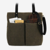 6 Pocket 3 Way Bag_Wax Canvas Khaki