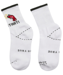 러브이즈트루() (UNISEX)SD START SOCKS(WHITE)