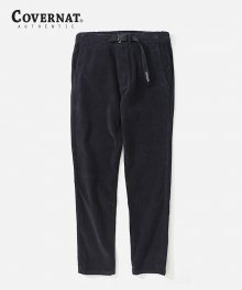 CORDUROY EASY PANTS NAVY
