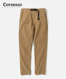 CORDUROY EASY PANTS BEIGE