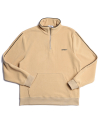 NMPS HALF ZIP-UP FLEECE(BEIGE)