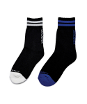 디그낙12(DGNAK12) Stripe Logo Socks