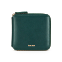페넥() Zipper Wallet 028 Moss Green