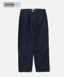 [COVERNAVY] PAINTER PANTS NAVY