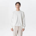 OPT17FWTS02WH Raglan cotton-jersey sweatshirt White