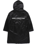 피피피() SSC BENCH COAT (BLACK)