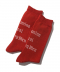 RADIALL / CHEECHS 2PACK SOX / RED