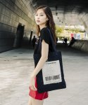 디얼스() DOWNSHIFTER ECO BAG - NAVY
