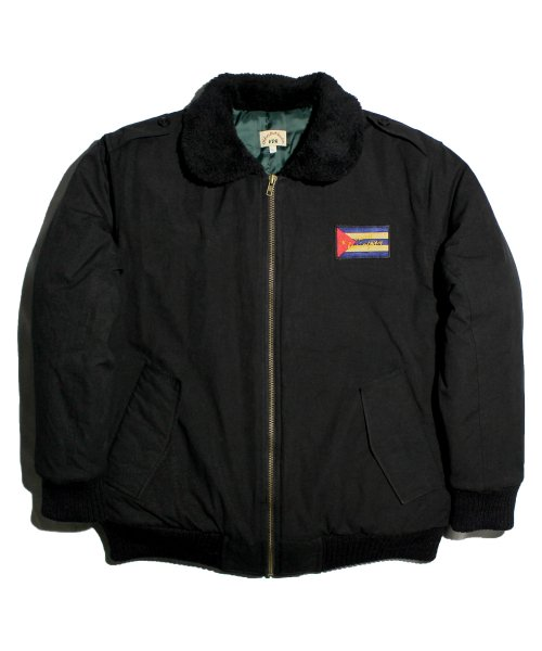비디알(VDR) NPC CWU-45P FLIGHT JACKET [Black]