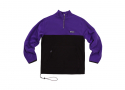 루스리스(RUTHLESS) FLEECE HALF ZIP UP JACKET / PURPLE