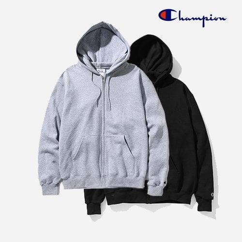 8c9c6df2 챔피온(CHAMPION) 챔피온 S800 Double Dry Eco Full-Zip Hooded Sweatshirt