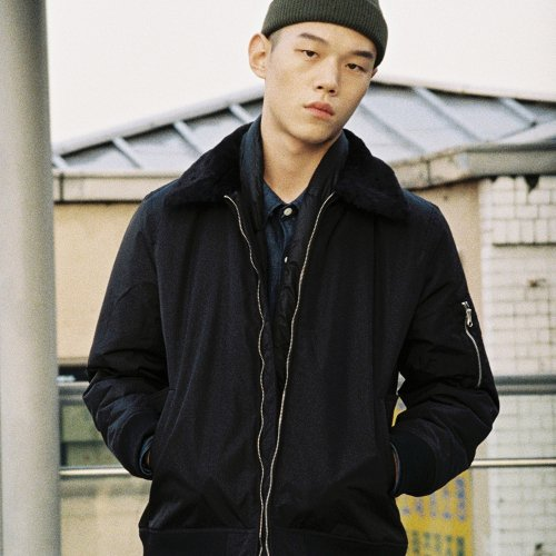 언리미트(UNLIMIT) G-1 Jacket (U17DTJK43)