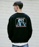 WITCH HUNTER II SWEATSHIRT MFVCR011-BK