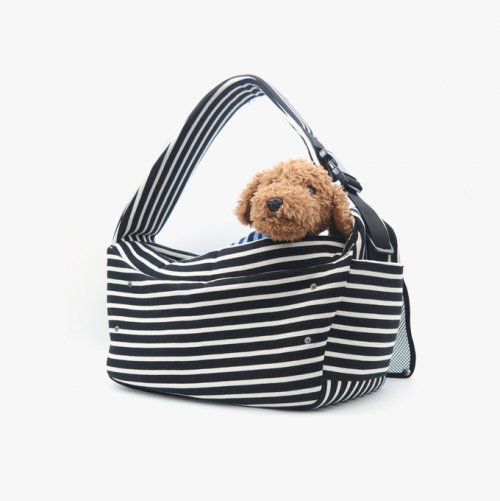 베럴즈(BETTERS) 데일리슬링백 Daily Slingbag - (Stripe Black) M