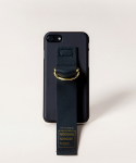 세컨드유니크네임(SECOND UNIQUE NAME) SUN CASE LEATHER BLACK