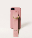 세컨드유니크네임(SECOND UNIQUE NAME) SUN CASE LEATHER INDIAN PINK