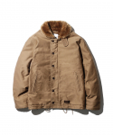 Lander N-1 Deck Jacket Tan