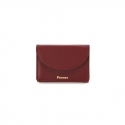 페넥(FENNEC) Halfmoon Mini Wallet 002 Smoke Red