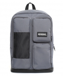 네이키드니스(NEIKIDNIS) MESH SQUARE BACKPACK / CHARCOAL