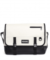 [레더] ICON MESSENGER BAG / LEATHER IVORY