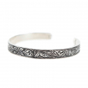 에이징씨씨씨(AGINGCCC) 290# 92.5 SILVER ARTNUVO BANGLE