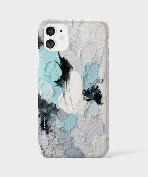 기키(GEEKY) phone case concrete no.3