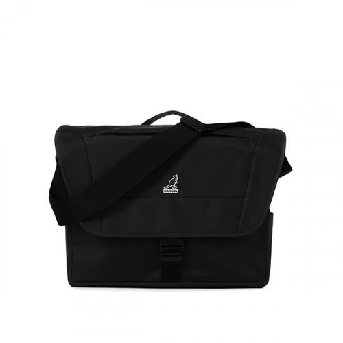 캉골(KANGOL) Ben Messenger Bag 2009 Black