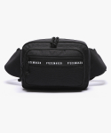 피스메이커(PIECE MAKER) REPLAY WAIST BAG (BLACK)