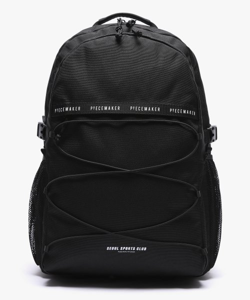 피스메이커(PIECE MAKER) REPLAY PRO BACKPACK (BLACK)