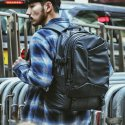 몬스터리퍼블릭(MONSTER REPUBLIC) SHIZZLE LAPTOP BACKPACK / MATT BLACK